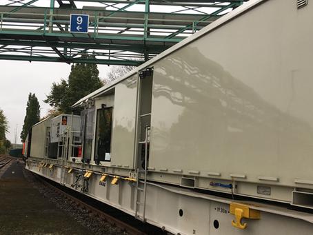 GBRf unveil Partnership to Transform Railway Weed Control Maintenance