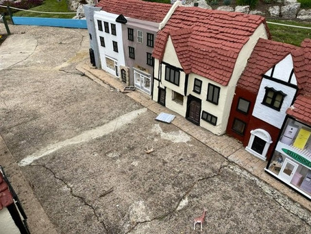 Southsea Model Village is trashed by vandals
