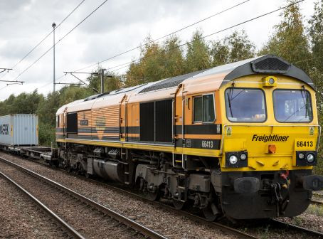 British class 66 to trial hydrogen-bio gas combination