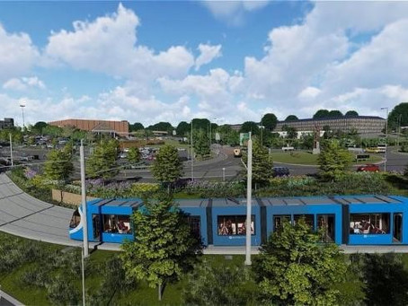 Major Metro extension works set to start in Dudley