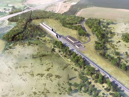 HS2 Creates a huge Wildlife Area