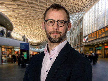 Birmingham Centre for Railway Research and Education welcomes new Professor in Rail Strategy