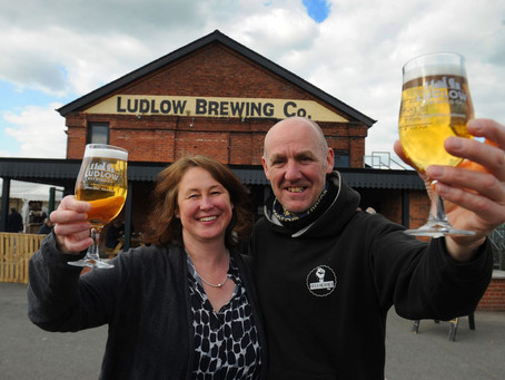 Former Railway Shed Celebrates 10 years as a Brewery!