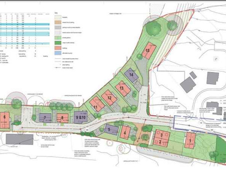 Former Rail Yard to go for Housing