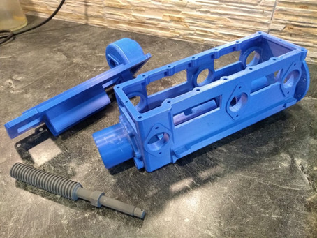 3D Printing to aid P2 construction