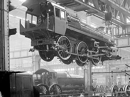 The First Standard Built at Swindon