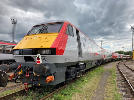 New trains are driving home support for Hope House