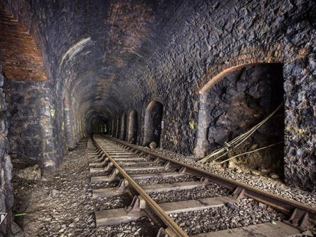 Tidenham Tunnel to open as Wye Greenway Work concludes