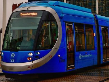 West Midlands tram services suspended after fault discovered