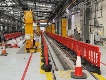 Mechan Gives Devon Depot a Lift