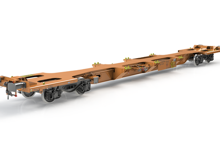 Modular Wagons for UK Rail Infrastructure Services