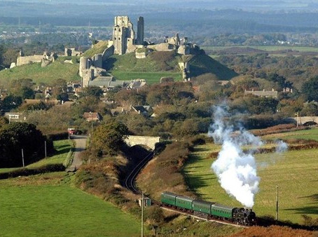 Swanage Railway: Cash Boost to Revisit Heritage Line Link Plan