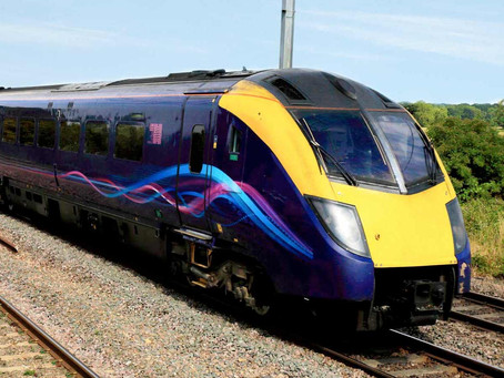 Grand Central and G-Volution - Decarbonising passenger rail with gas