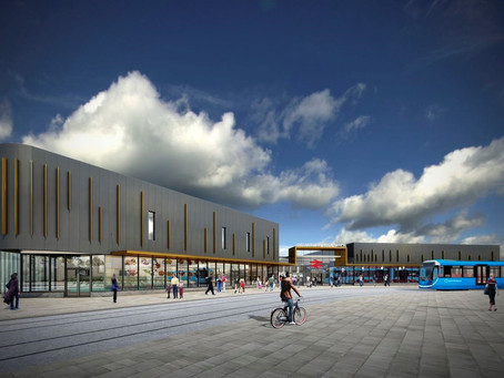 Wolverhampton's Railway Station Set to Fully Open in the Spring