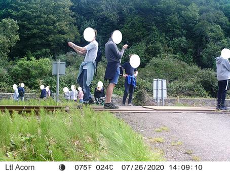 Network Rail condemns 'shocking' survey results on Trespass