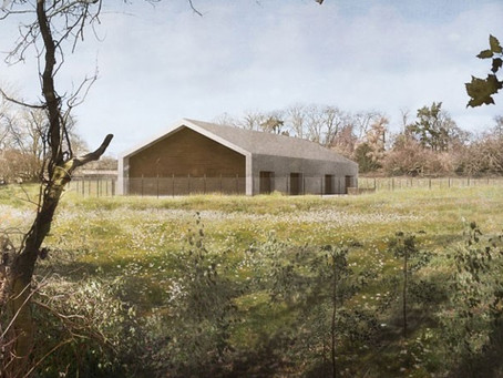 HS2's Chiltern Tunnel Headhouse Vent Shaft gains Planning Approval