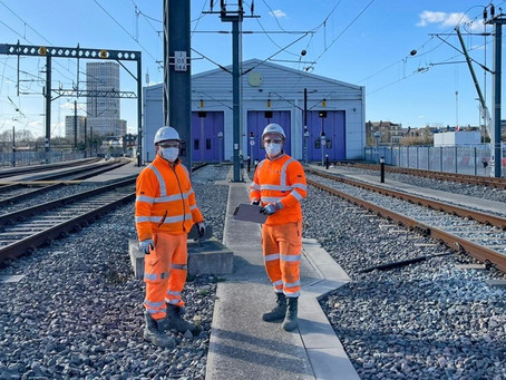 Network Rail clears Old Oak Common 'super-hub' station site
