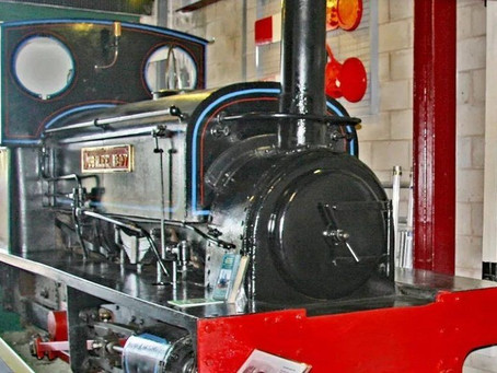 Vale of Rheidol Railway to restore Victorian Locomotive