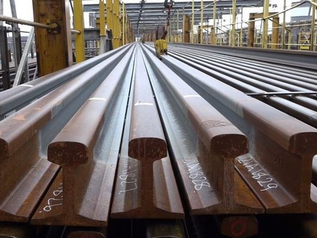 British Steel Claims Two World Firsts