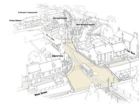 Bridport to Maiden Newton - is it feasible?