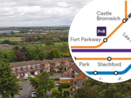 Could Trains Return to Castle Bromwich?
