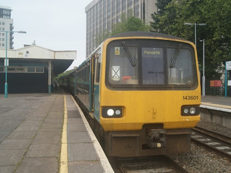 TfW says goodbye to last Pacer trains