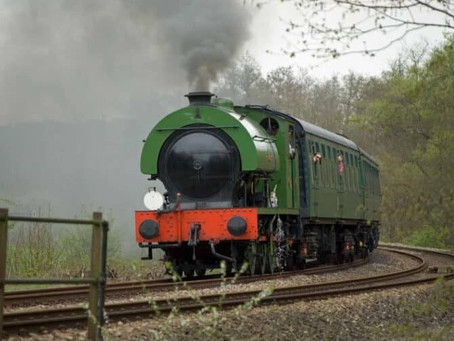 Steam Locomotive No 62 'Ugly' Withdrawn from Service