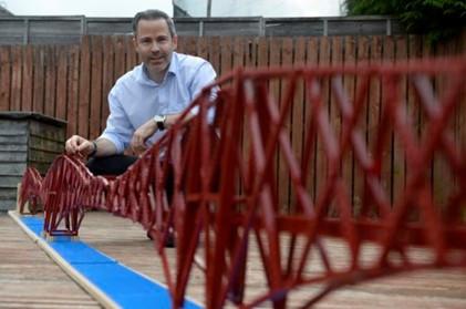 Support is Growing for Forth Rail Bridge Lego bid