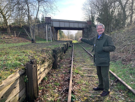 Plea for Rail Link to Hospital to be Reinstated
