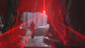 Ridley Scott Inspires Network Rail's Cave-Exploring Drone