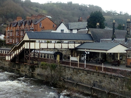 Public Support Grows for Struggling Llangollen Railway!
