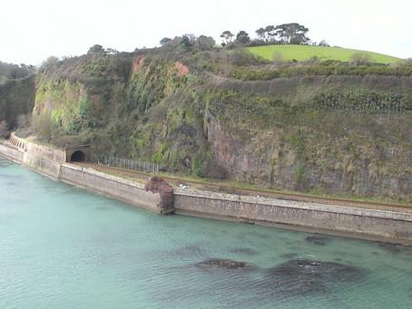 Funding to Protect Cornish Rock Falls
