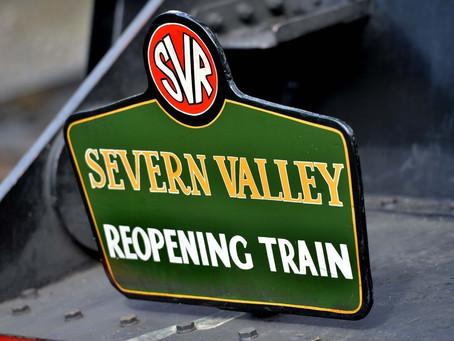 Severn Valley Railway Postpones Opening