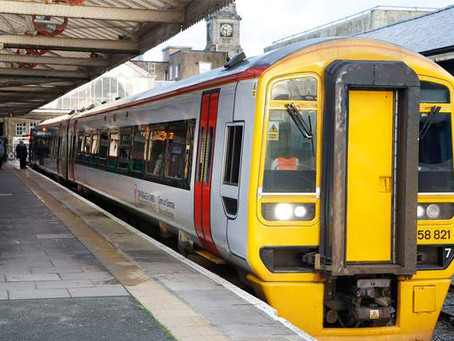 Fundraiser for campaign to reinstate Aberystwyth-Carmarthen rail line