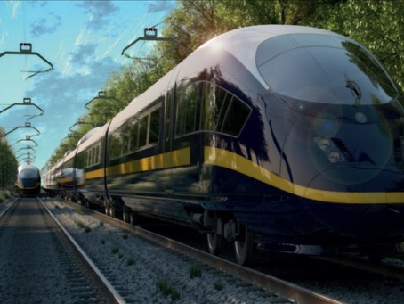 'New global rail testing centre on track to transform western valleys', says Minister