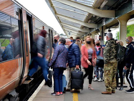 Faster trains planned for Shropshire