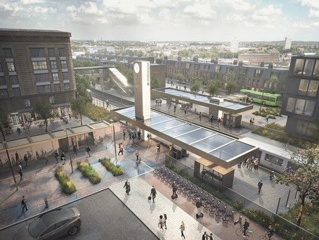 Network Rail and RIBA announce railway station design competition winner