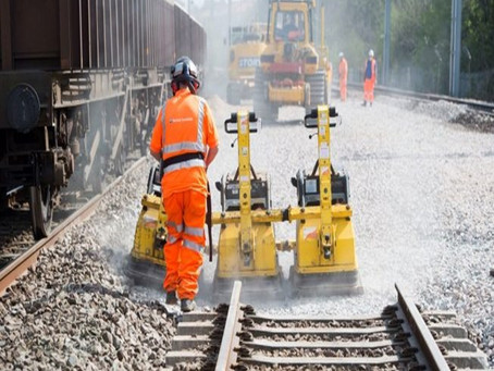 Railways Set For Work As Lockdown Continues