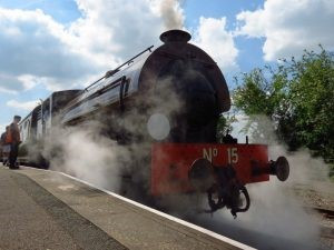 Government Fund Boosts Avon Valley Railway