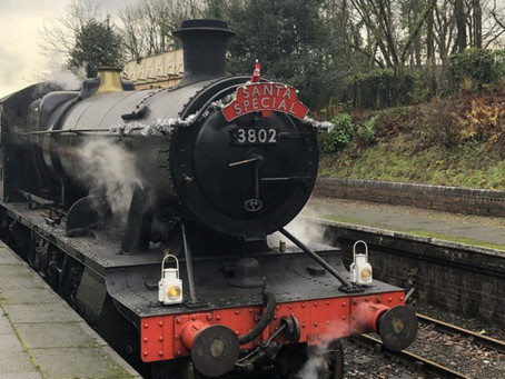 Llangollen Railway: Plea to Save Stricken Heritage Line