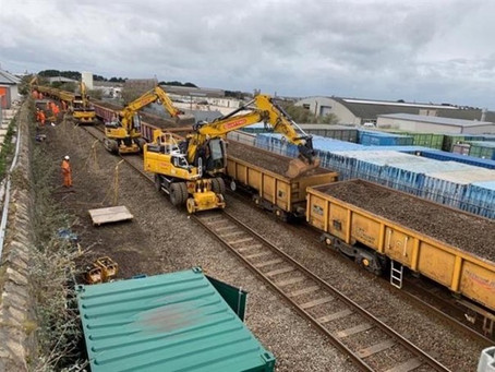 Trains in Cornwall 'More Reliable'