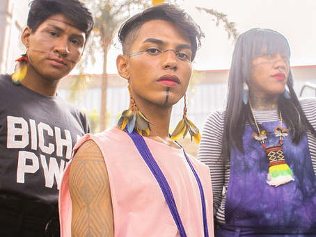 Conheça Tibira, o coletivo de visibilidade indígena LGBTQ+