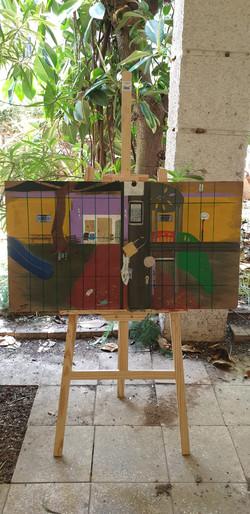 Locked Kindergarten |אוף קורונה, הגן שלנו סגור