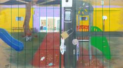 הגן שלנו סגור|Locked Kindergarten