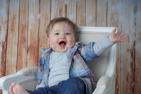 Photographe artistique bébé