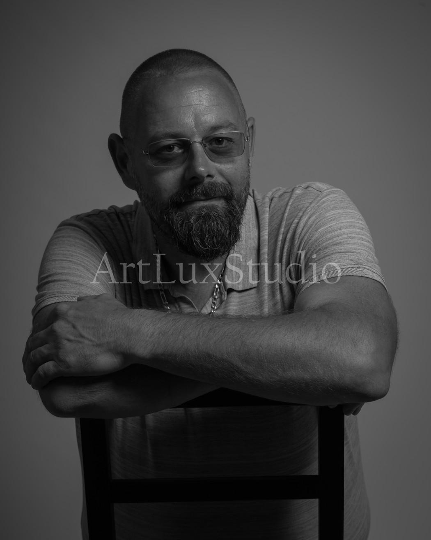 Photographe artistique portrait