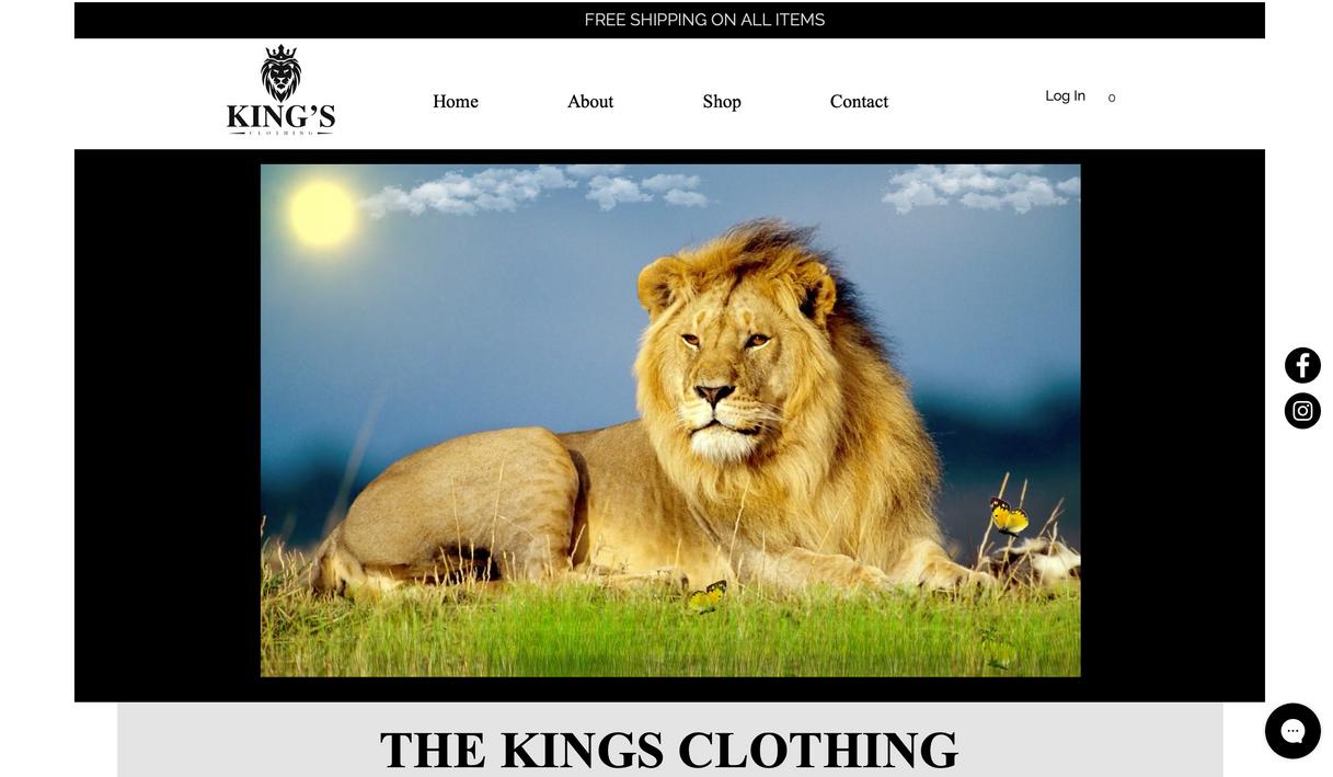 Kings Clothing