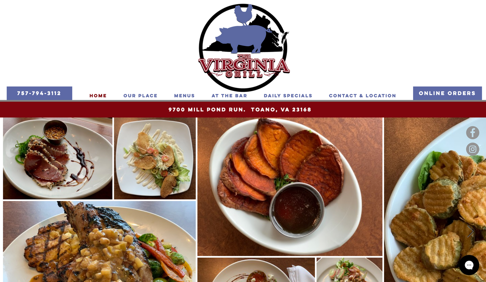 The Virginia Grill