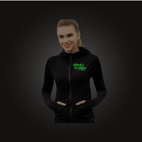 Glow In the Dark Women's Sports Jacket