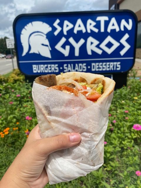 Spartan Gyros